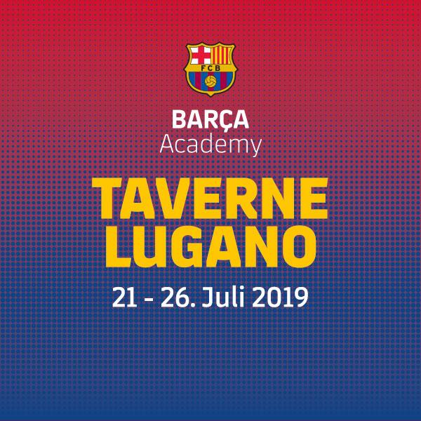 Taverne - Lugano 21.07.2019 – 26.07.2019 - Swiss - DE